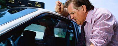 Déverrouillage de porte d'auto
