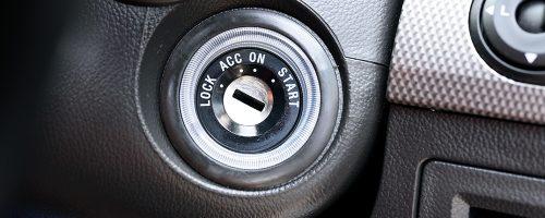 réparation ignition de voiture